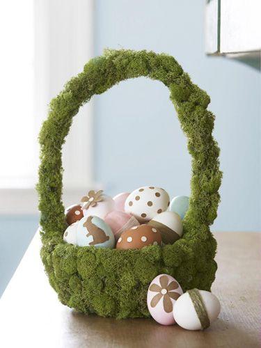 35 super cute easter basket ideas easter easter baskets and peter 35 super cute easter basket ideas negle Images