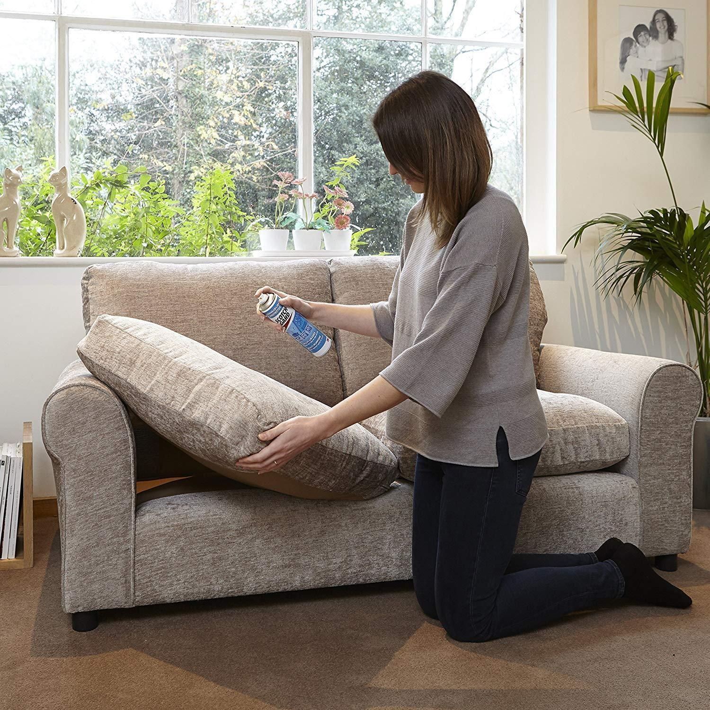 Scotchguard Fabric Protector Spray 2x400ml Twinpack Cleaner Home