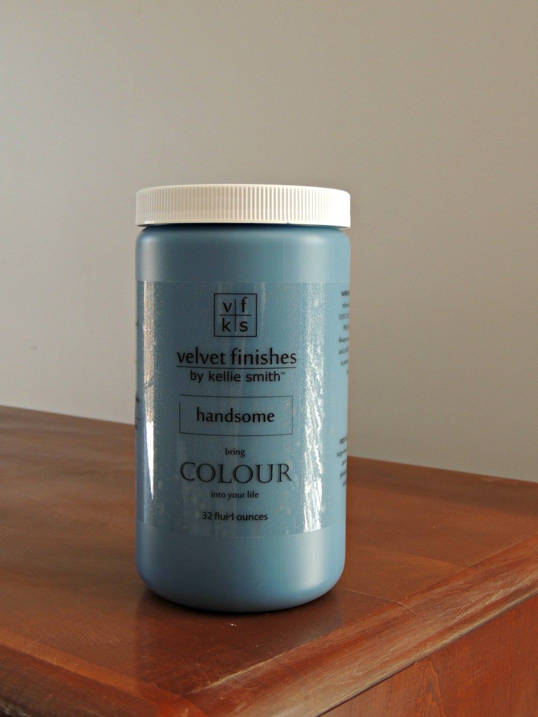 Foolproof Furniture Paint - Velvet Finishes