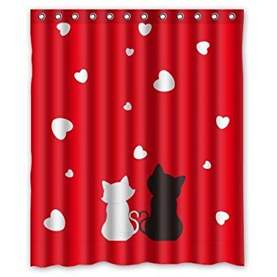 Saint Valentine 39 S Day Cartoon Cats Couples With White Love