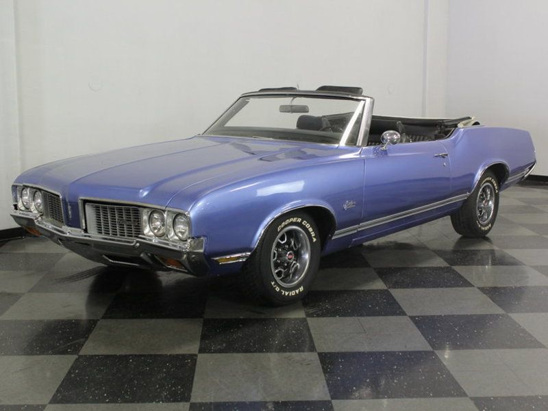 1970 Oldsmobile Cutlass for sale Fort Worth, TX