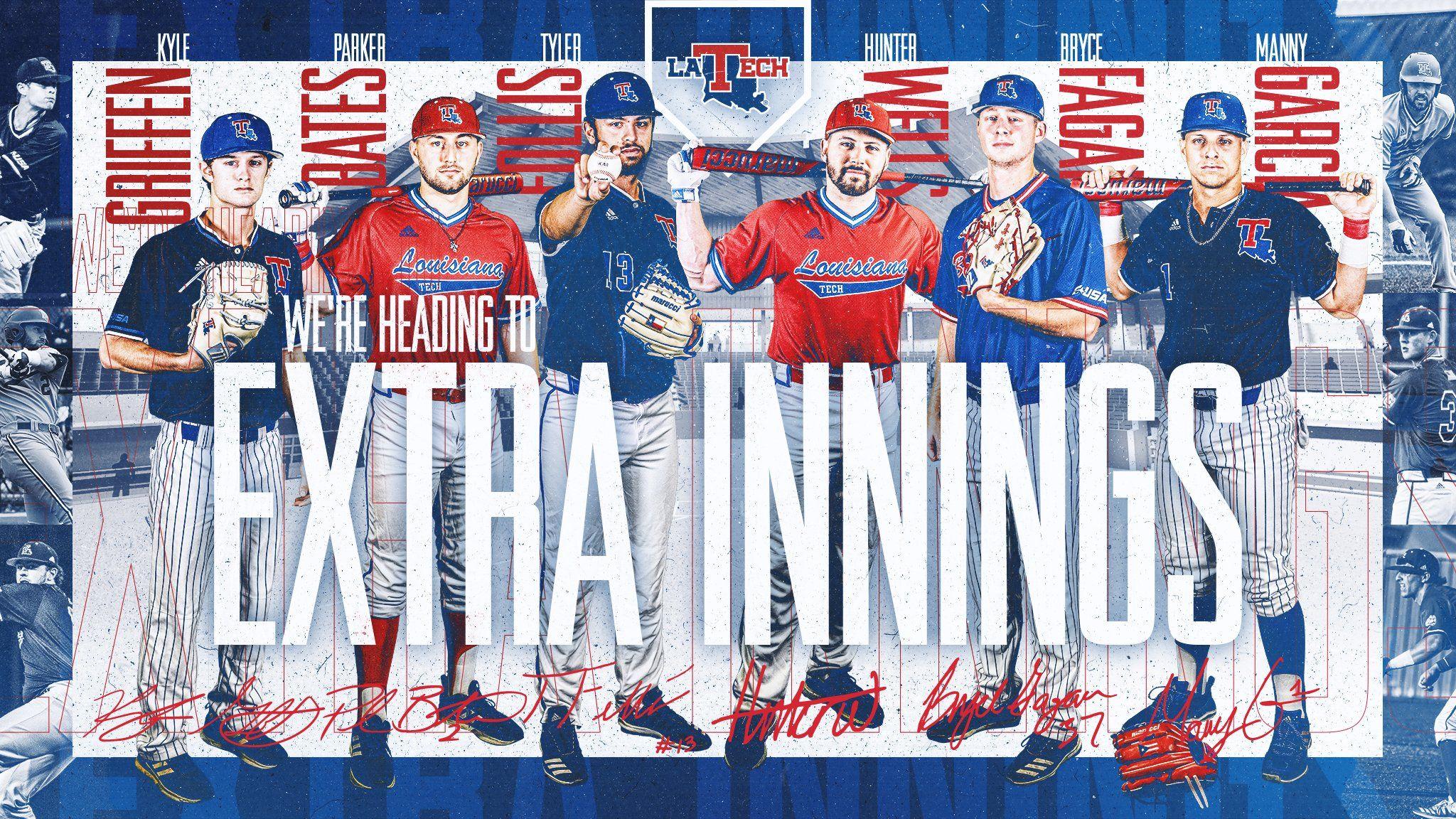 La Tech in 2020 College baseball, Baseball, Baseball cards