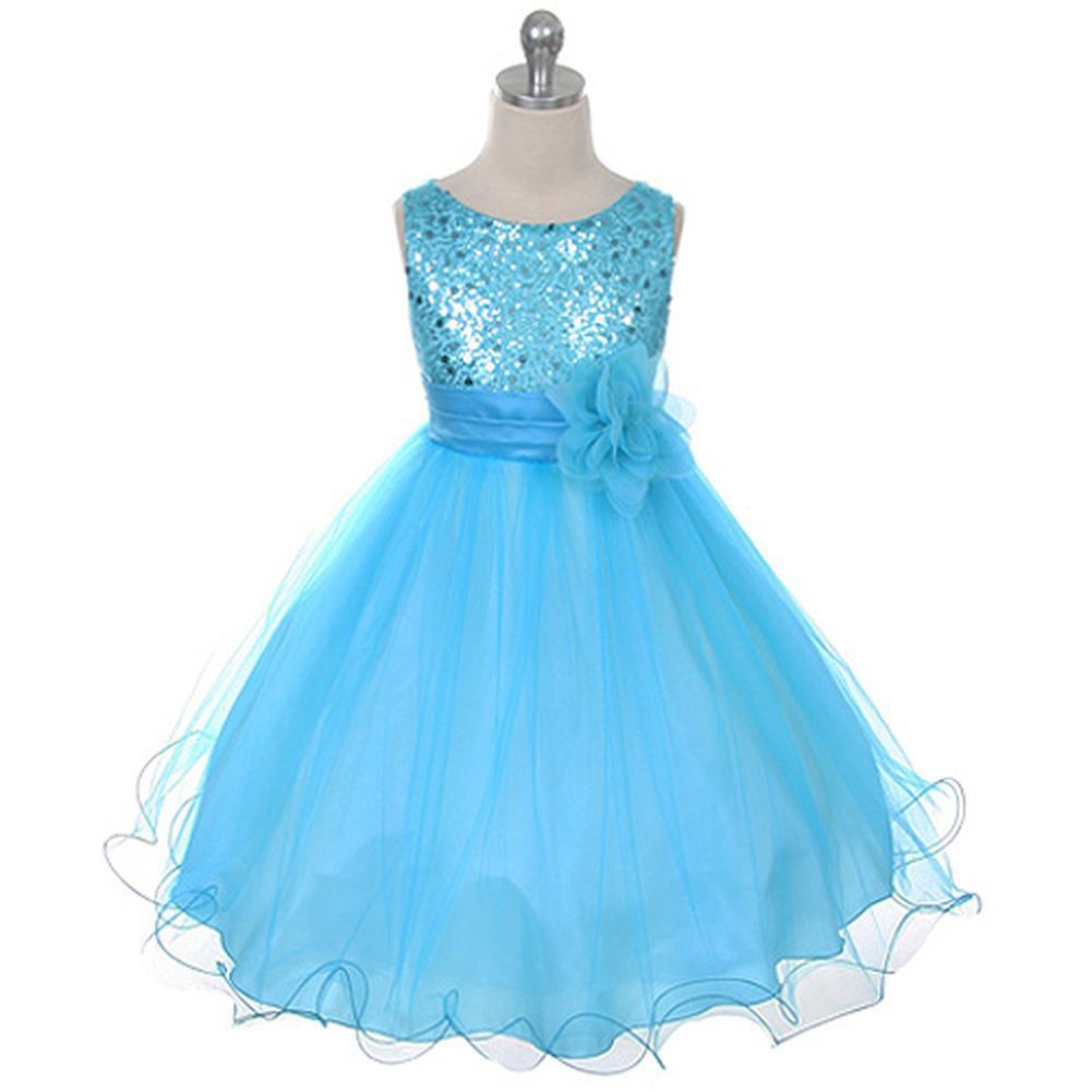 blue dresses for toddlers party ones   Dose Style   Style   Pinterest