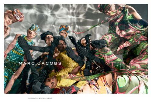 Marc Jacobs Spring/Summer 2018 ad campaign photographed by...