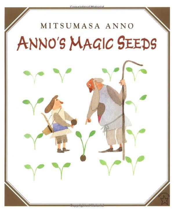 Anno's Magic Seeds (Mitsumasa Anno) | Living Math Books