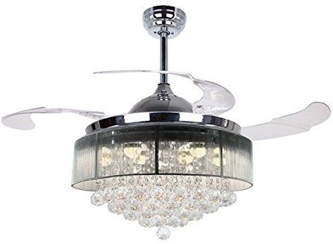 Parrot Uncle Ceiling Fans With Lights 42 Quot Modern Led