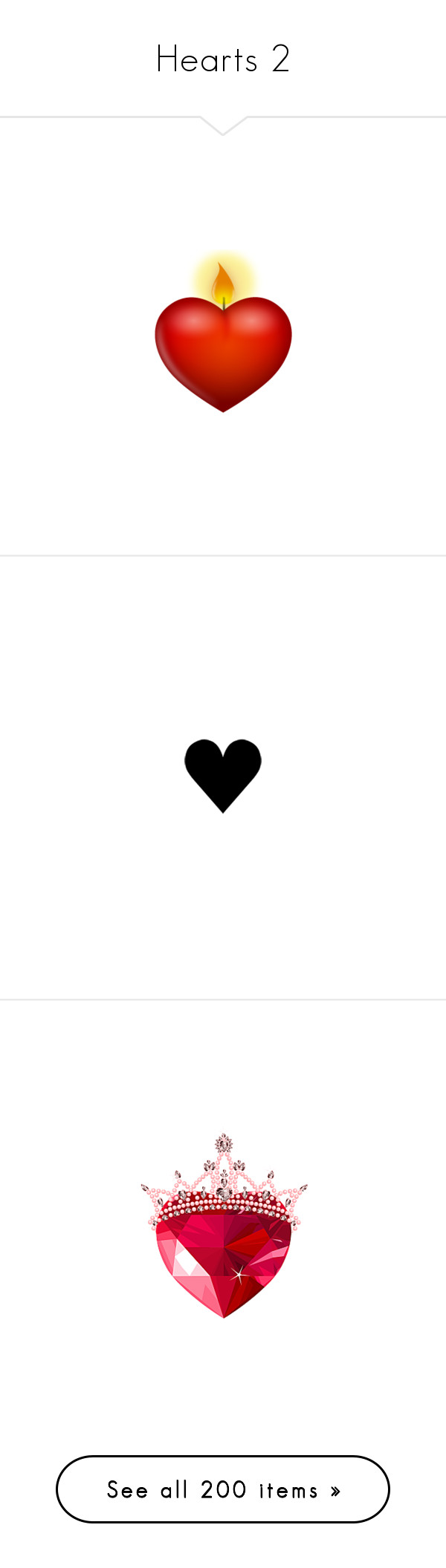 """""""Hearts 2"""" by swan-lady ❤ liked on Polyvore featuring home, home decor, hearts, backgrounds, decoration, effects, props, filler, black and other"""