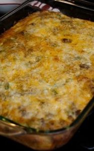 BEST BREAKFAST CASSEROLE EVER | cooking for you