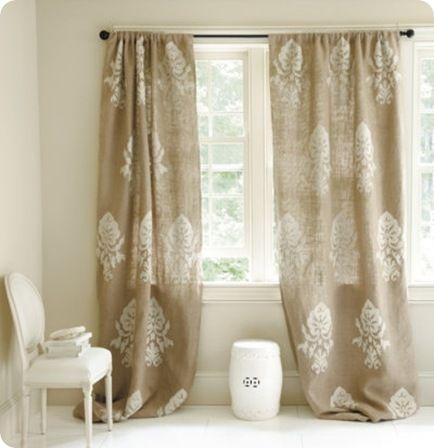 Knock Off Curtains Of Ballard Design