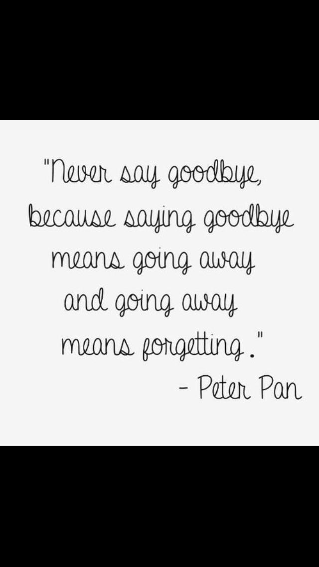 Perfect Peter Pan  1st Cartoon Crush :) · Never Say GoodbyeSaying ...