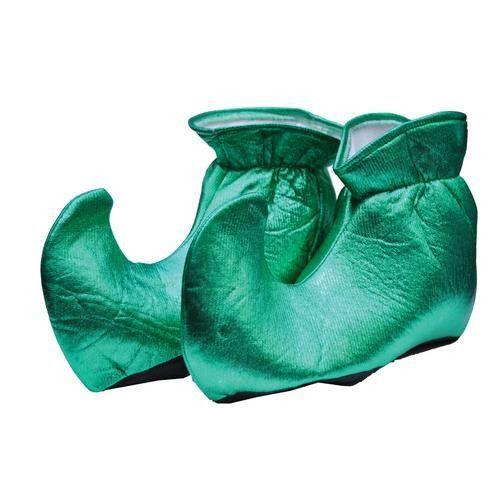 ELF SHOES CLOTH GREEN