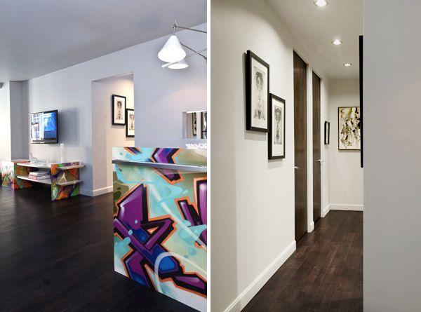 Brookline, MA #2MIXinteriors #interiordesign #popmodern #graffitifurniture  #cessism #yanapayusova # · Boston InteriorsInterior DesignDesign Projects Interior ...