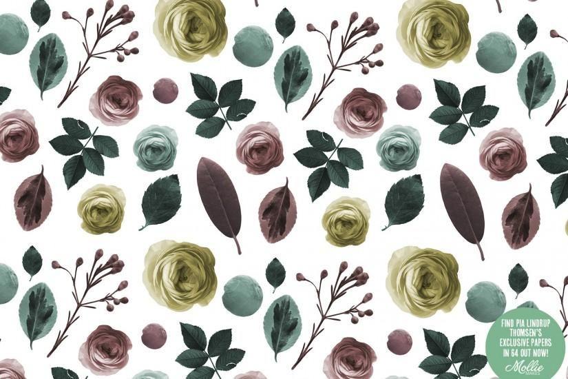 Download The Tablet Wallpaper Vintage Floral Wallpapers Nature Iphone Wallpaper Floral Wallpaper
