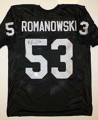 Bill Romanowski Signed Jersey - Black - JSA Certified - Autographed NFL  Jerseys cae6a2e59
