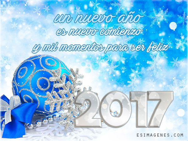 Tarjetas y Postales de cumpleaños, Imágenes de Feliz Navidad y Próspero Año Nuevo 2017, Frases