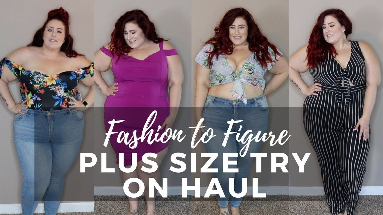 2ade282403e Plus Size Try On Haul - Fashion to Figure