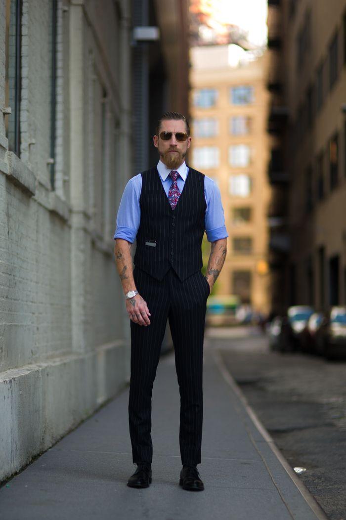 Justin O'Shea at Diane Von Furstenberg, Spring Studio, NYFW15SS