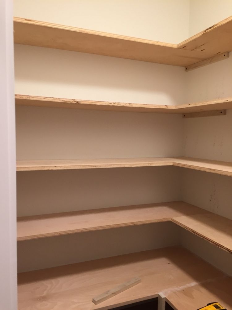How to Build a Custom Pantry