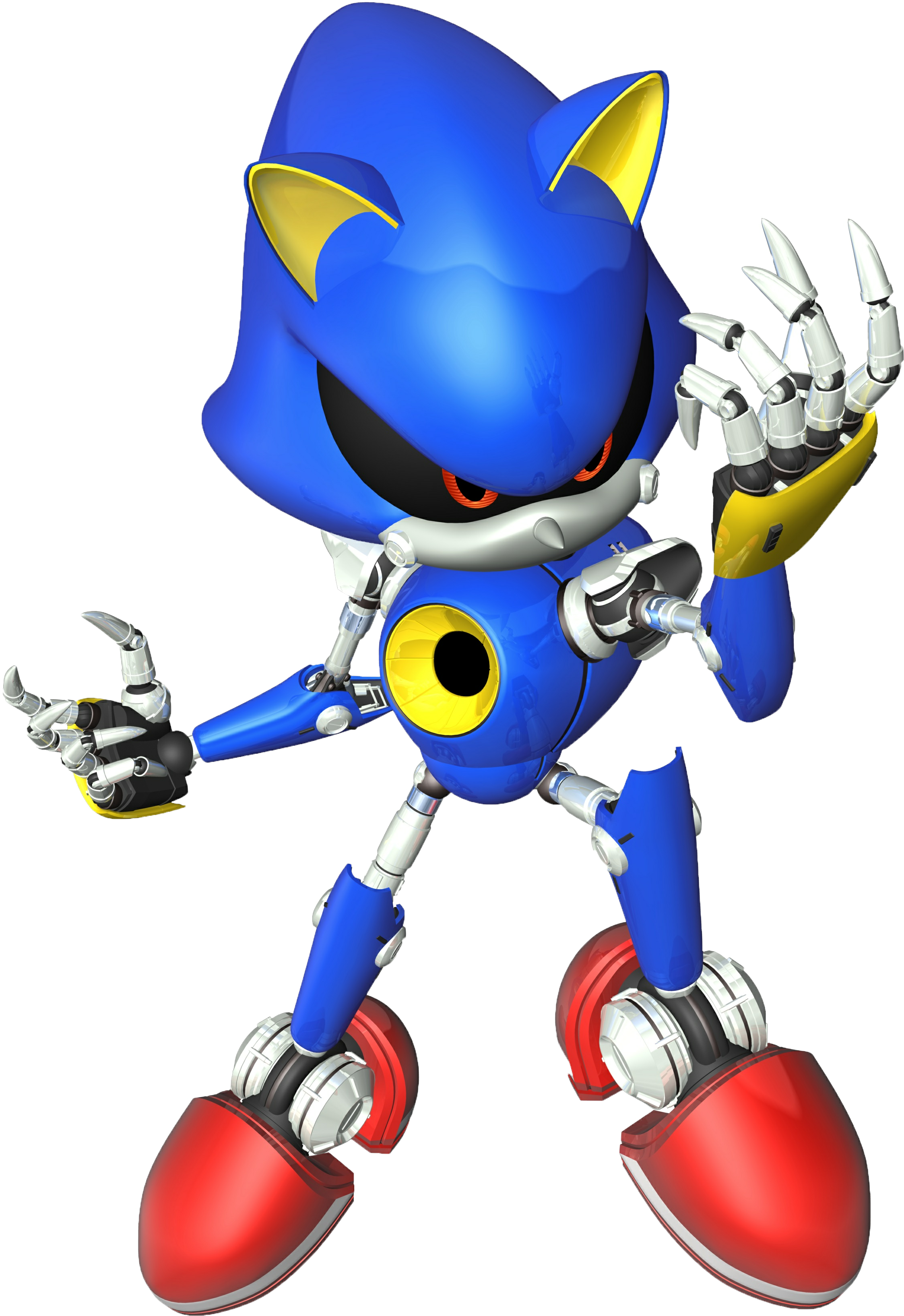 Metal Sonic (Mario & Sonic At The 2012 Olympic Games