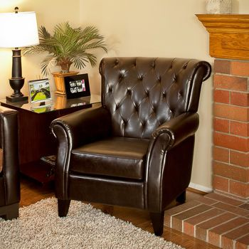Springfield Club Chair 299 This Month At Costco Leather Club
