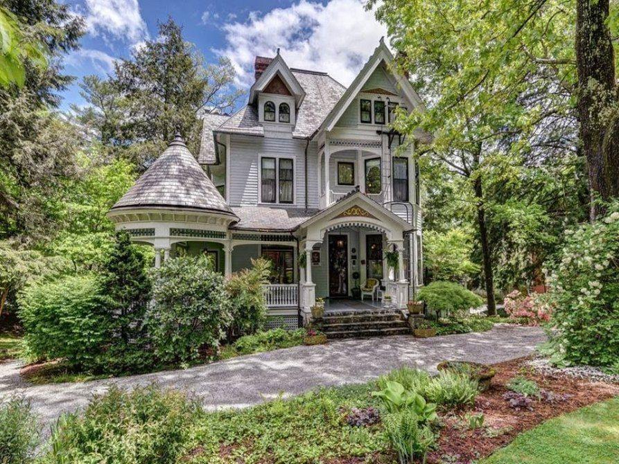 Marvelous 1899 Queen Anne For Sale In Asheville North Carolina Interior Design Ideas Clesiryabchikinfo