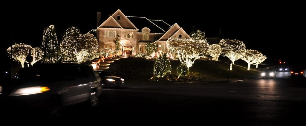 The House with Lights 1024x423 Christmas Images Including the Kingdom of  Kilowatts - The House With Lights 1024x423 Christmas Images Including The