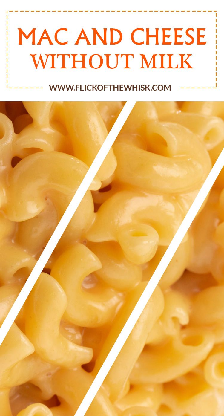 how to make box mac and cheese without milk