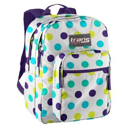 Trans Backpacks By Jansport - BackpackStyle
