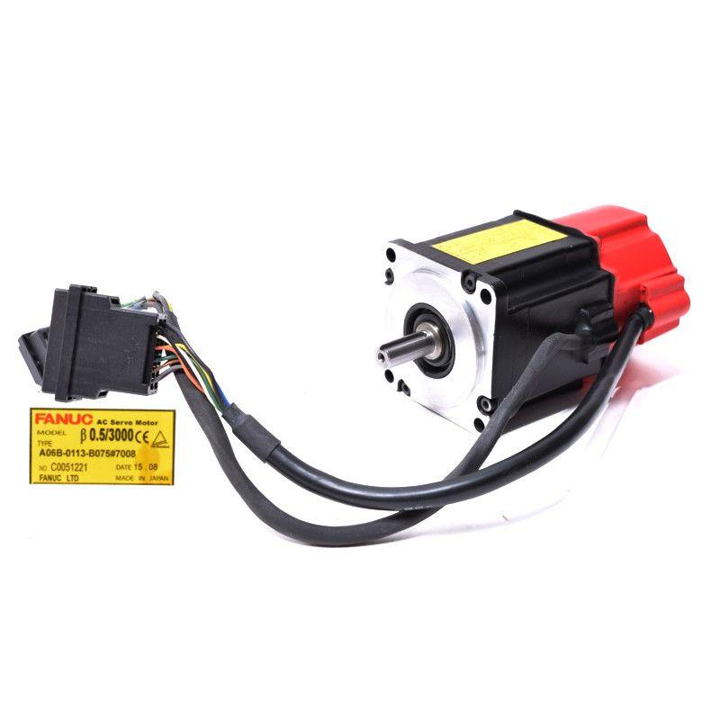 Distributor Komponen Ac Servo Motor A06B-0113-B075-7008