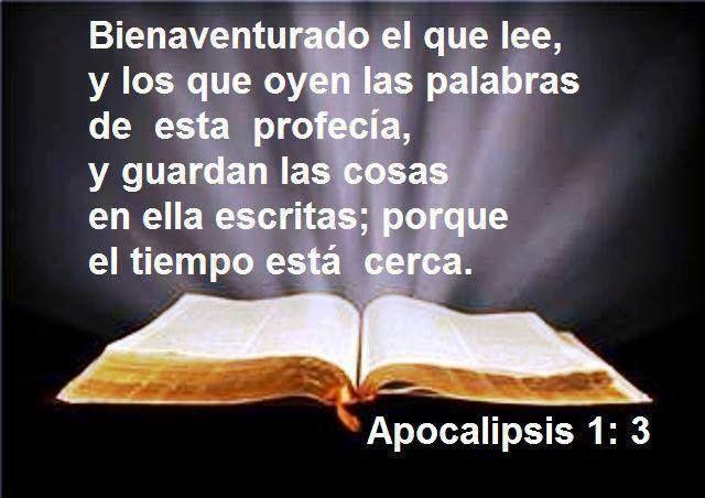 APOCALIPSIS  1  : 3