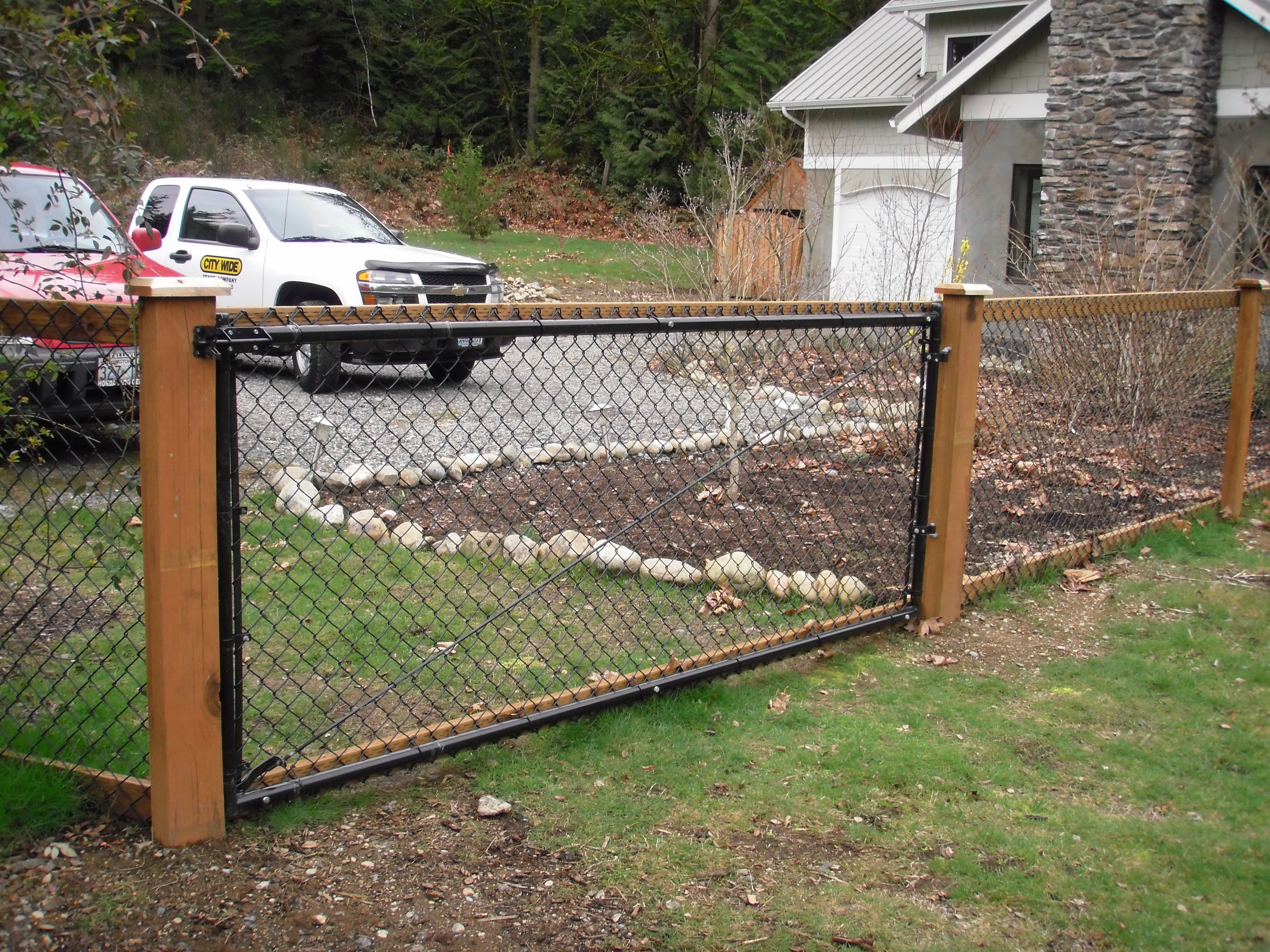 california style fence for my fingers crossed nj home for the
