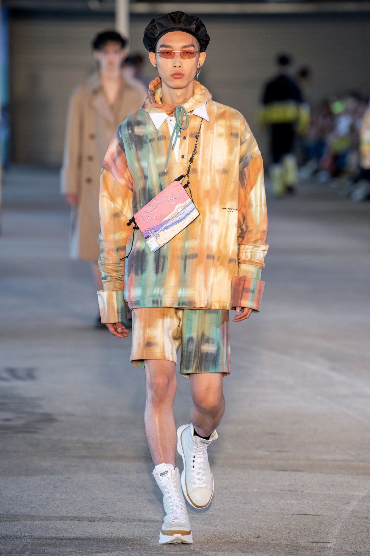 Streetwear Trends 2020.Wooyoungmi Spring 2020 Menswear Fashion Show In 2019