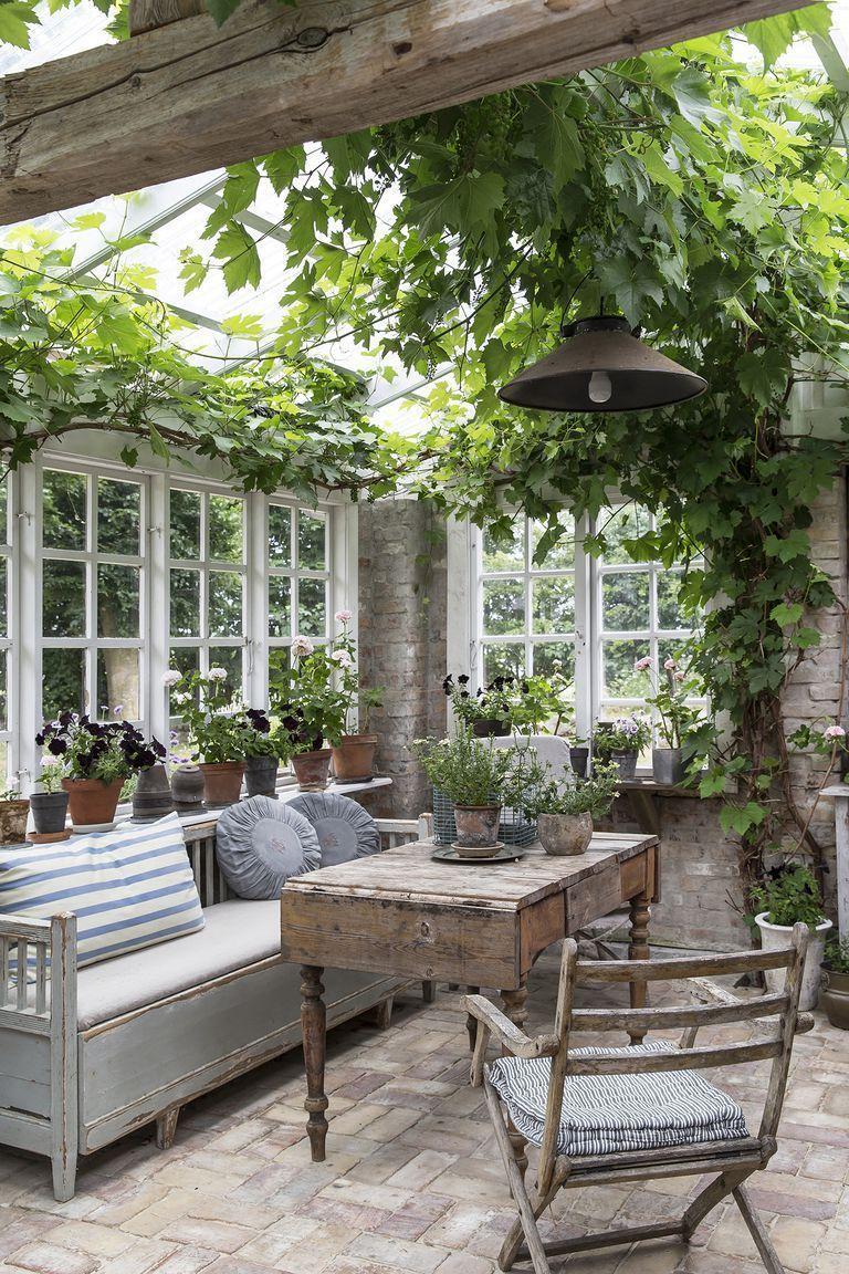 Photo of #gardenideas 17 Wintergärten und Gartenzimmer inspirieren Sie, die Natur zu genießen 17 Ide… – garden