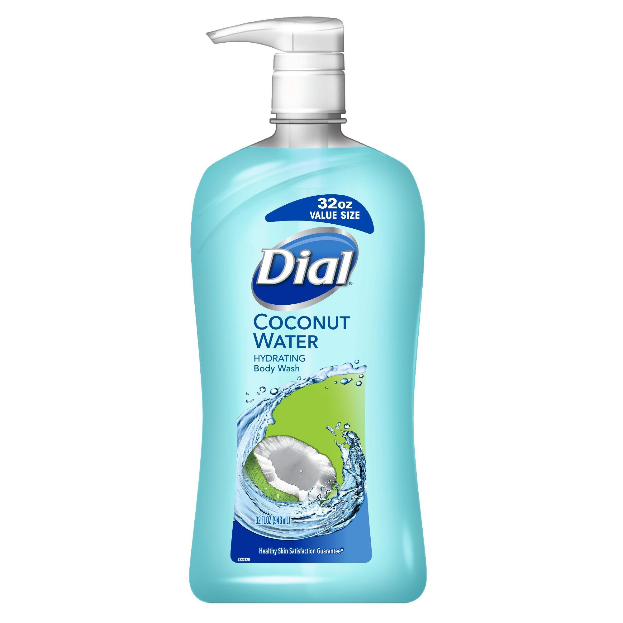 Dial Coconut Water Body Wash 32oz Body Wash Coconut Water