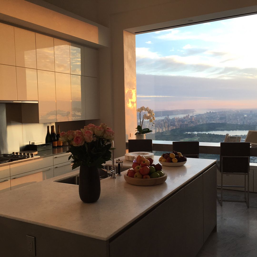 The Avenue By Executive Apartments: Sunrise On The First Day Of Summer At 432 Park Avenue ️