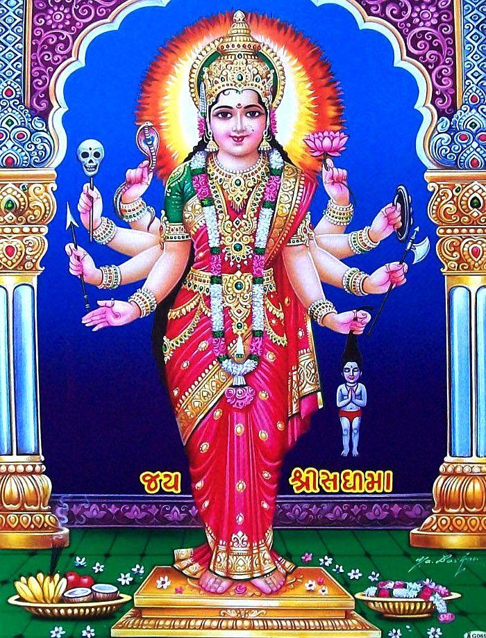 Hindu Goddess Sadhi Maa Images Photos And Wallpaper Download Maa Wallpaper Maa Image Grey Wallpaper Iphone