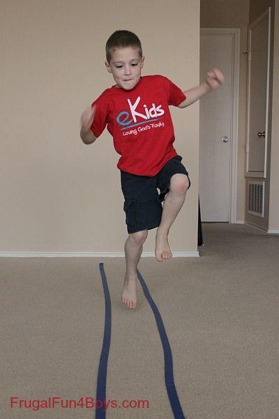 Six Indoor Active Games for Preschoolers   Everything Kid ...
