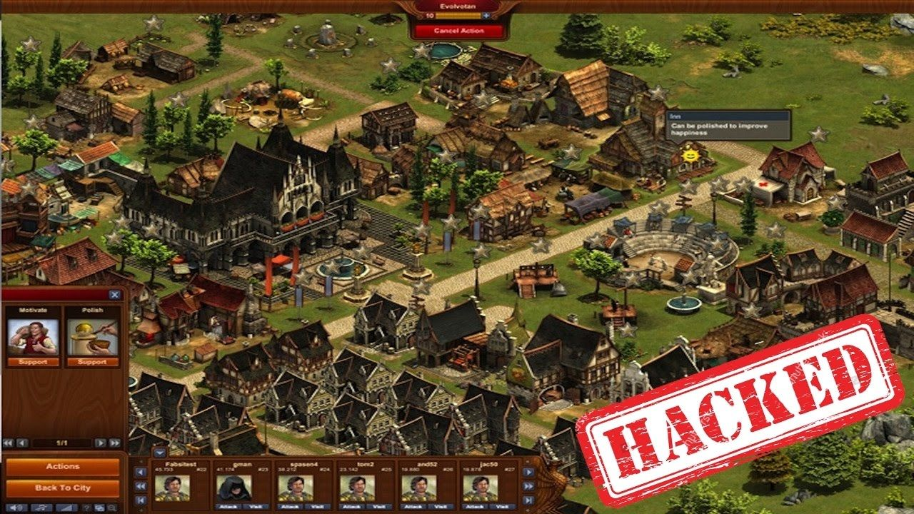 Forge of Empires Hack Tool Unlimited Free Diamonds, Coins