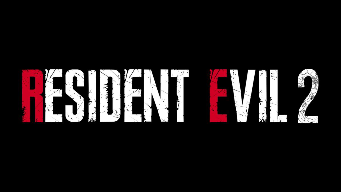 Resident Evil 2 Remake Fanmade Logo By Https Www Deviantart Com Rawk Klark On Deviantart Resident Evil Evil Resident