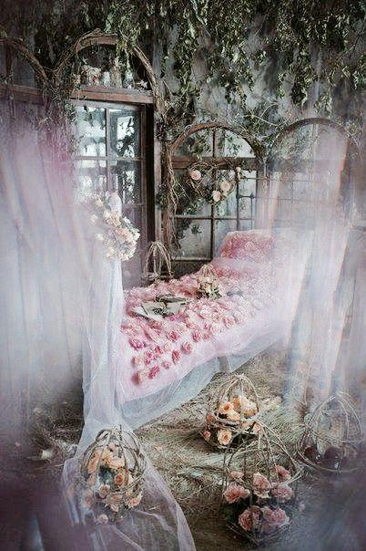 Pin By Carol Salter On Shabby Chic Fun Fairytale Bedroom Fairy