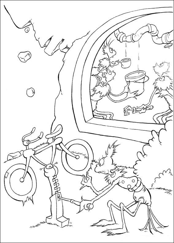 Dr Seuss Coloring Pages Hop On Pop 2556 Kids Coloring Hop On Pop Coloring Pages
