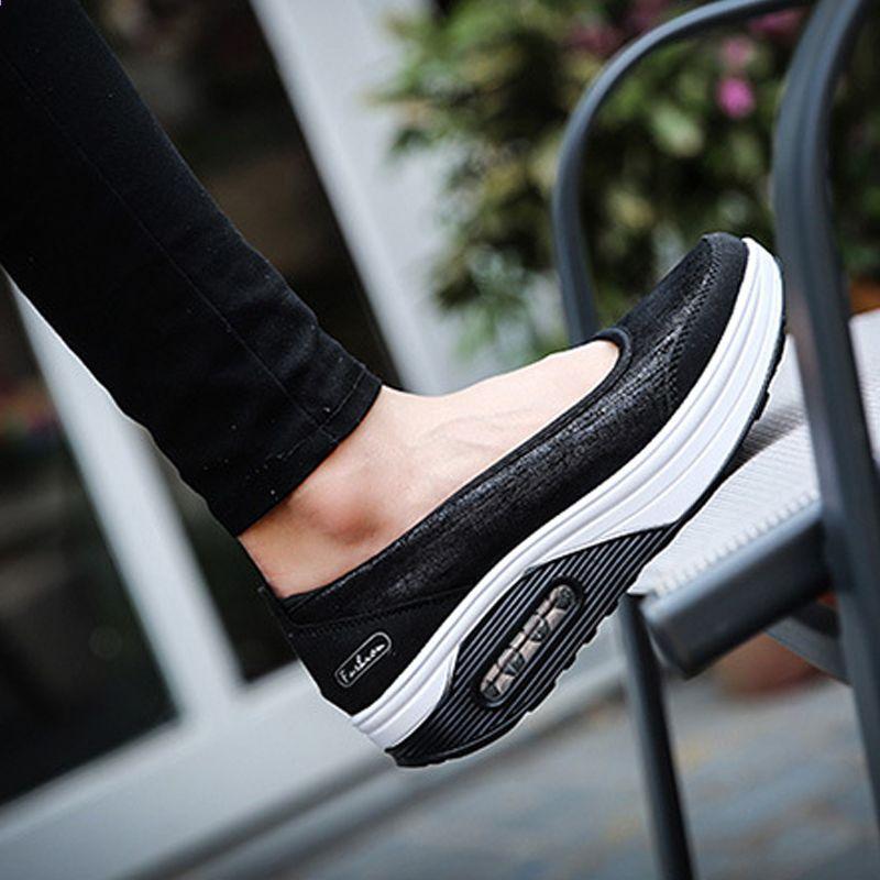 Kobiety Slip On Obuwie 2018 Wiosna Lato Patchwork Plytkie Platformy Mieszkania Dla Kobiet Fioletowy Matka Buty Zapatos Mu Vans Authentic Sneaker Sneakers Shoes