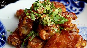 Photo of Asian Zing Wings Recipe & Video – Seonkyoung Longest
