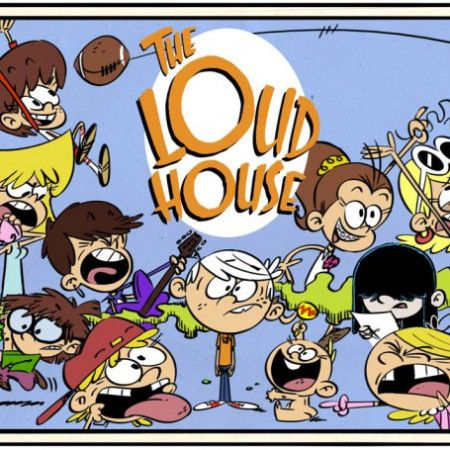 aae94b199f Nickelodeon s New Series The Loud House Premieres May 2  http   cartoonbuzz.net