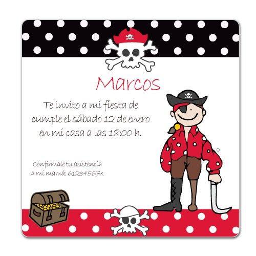 10 ideas para fiestas de cumplea os pirata ni os - Ideas de cumpleanos para ninos ...