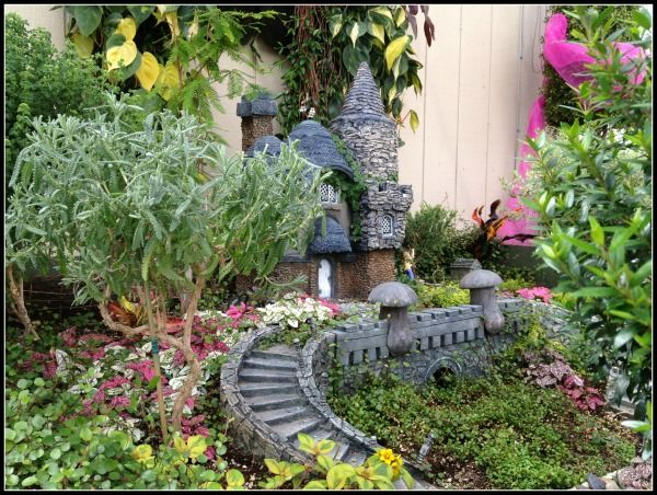 Fairy Gardens | Fairy, Gardens and Garden images
