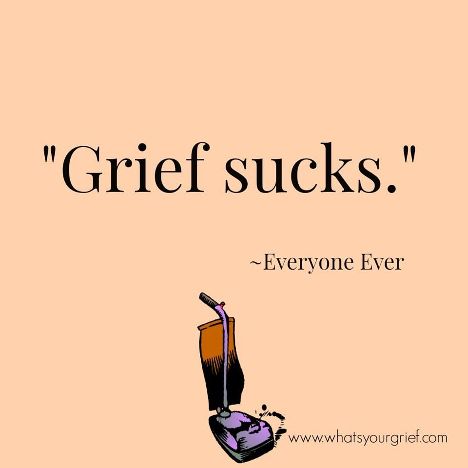 Grief Sucks Because Everyone Thinks They Know Exactly How You Feel