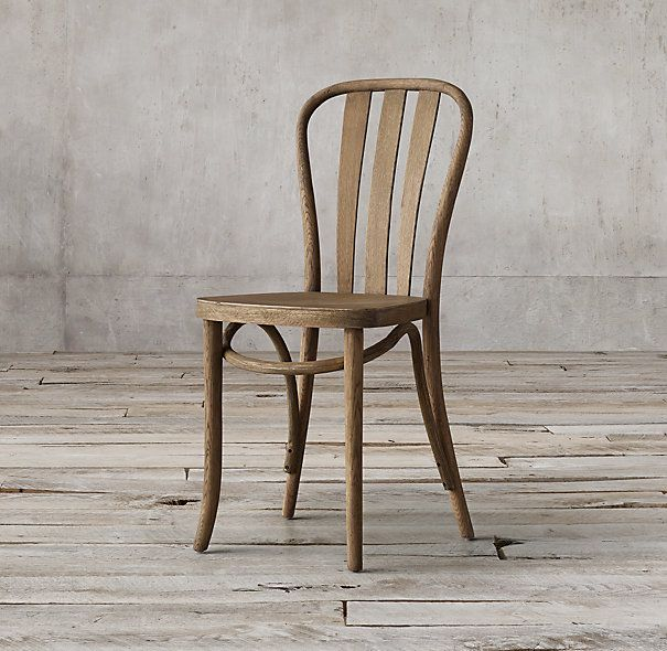 Paris Bistro Side Chair Side Chairs Wicker Dining