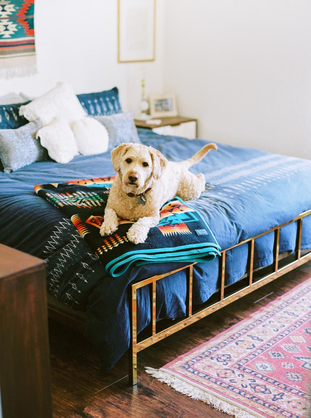 Best Cb2 Bed Frame In 2019 Mid Century Modern Master Bedroom 400 x 300