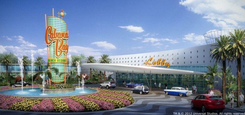 Universal #Orlando Resort to Develop New Themed Affordable On-Site #Hotel